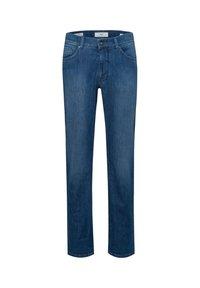 BRAX - STYLE COOPER DENIM - Straight leg jeans - darkblue - 1