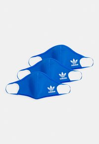 adidas Originals - FACE COVER SMALL UNISEX 3 PACK - Stoffen mondkapje - bluebird - 0