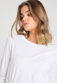 Replay - Long sleeved top - optical white - 3