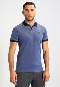 GANT - OXFORD RUGGER - Polo - persian blue - 0