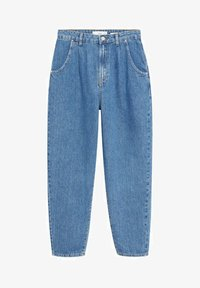 Mango - REGINA - Relaxed fit jeans - middenblauw - 5