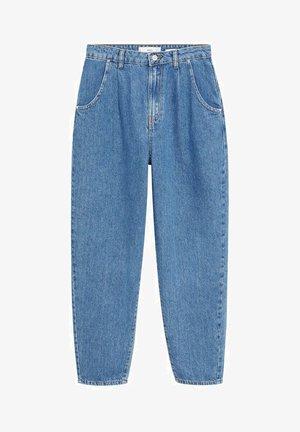 REGINA - Straight leg jeans - middenblauw