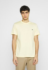 Lacoste - T-shirt basic - zabaglione - 0