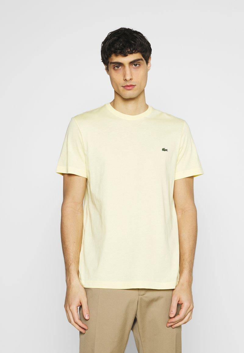 Lacoste - T-shirt basic - zabaglione