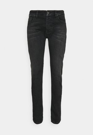 MORTY - Džíny Slim Fit - vintage black