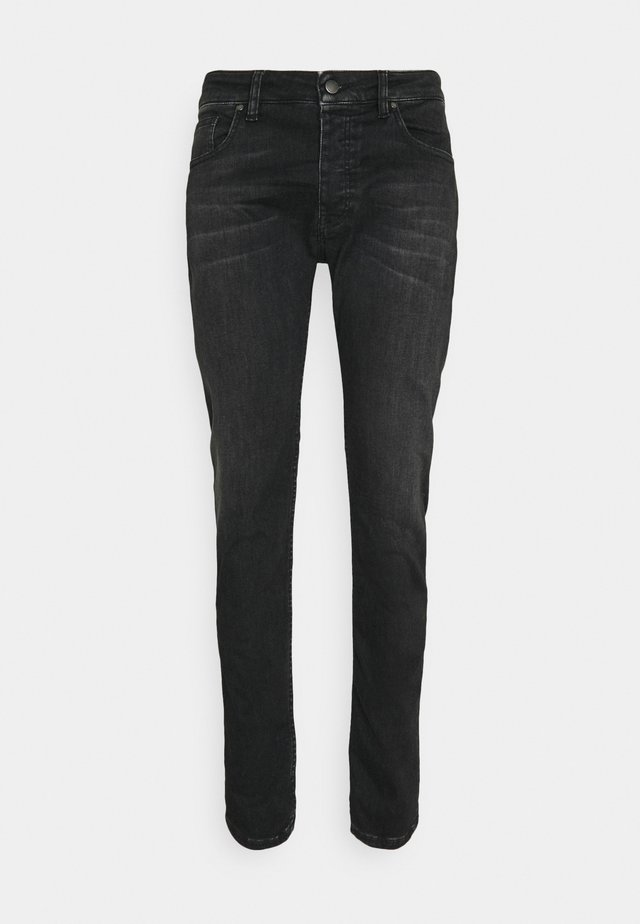 MORTY - Jeans slim fit - vintage black