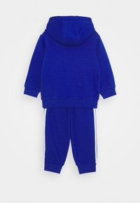 adidas Originals - TREFOIL HOODIE SET - Tracksuit - royal blue/white - 1