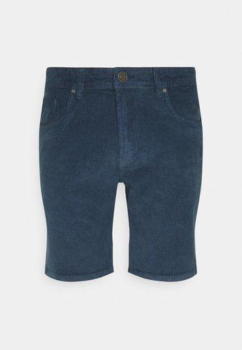 Shorts - dark denim
