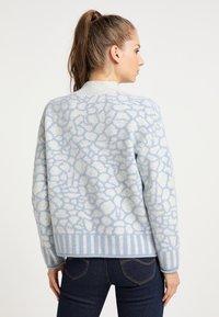 myMo - Sweatshirt - grau blau - 2