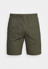 ONSLEO - Shorts - olive night