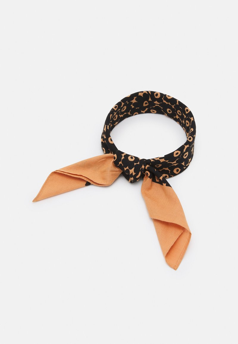 Marimekko - ASTRILLI TASARAITA  - Foulard - brown