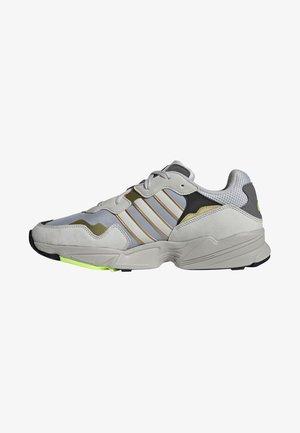 Sneakersy niskie - silver