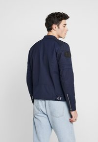 Diesel - J-GLORY JACKET - Summer jacket - dark blue - 2