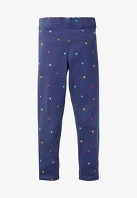 Boden - FRÖHLICHE - Leggings - Trousers - segelblau, konfettitupfen - 0