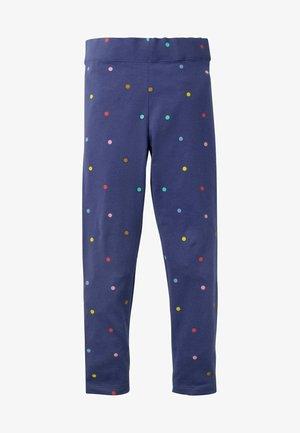 FRÖHLICHE - Leggings - Trousers - segelblau, konfettitupfen