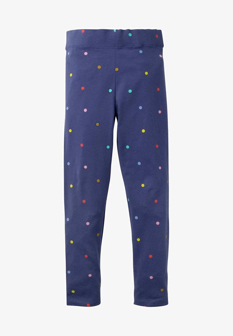 Boden - FRÖHLICHE - Leggings - Trousers - segelblau, konfettitupfen