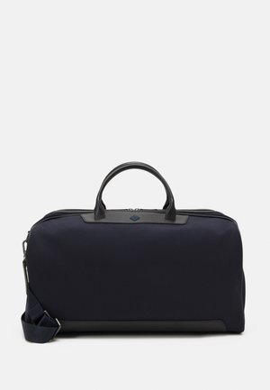 GATES HOLD ALL - Weekend bag - navy/black
