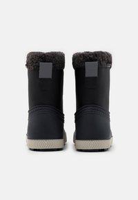 Friboo - Snowboots  - dark blue - 2