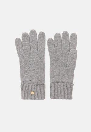 GLOVES - Gloves - light grey heather