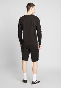 Nominal - ROME TEE - Långärmad tröja - black - 2