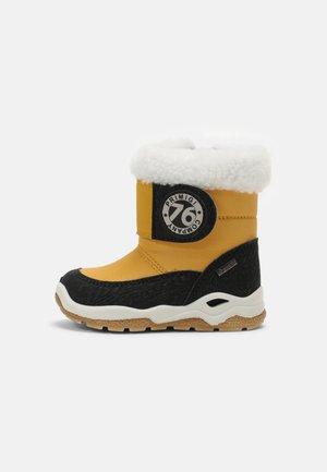 UNISEX - Winter boots - nero/ocra