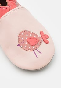 Robeez - BIRDS IN LOVE - First shoes - rose clair - 5