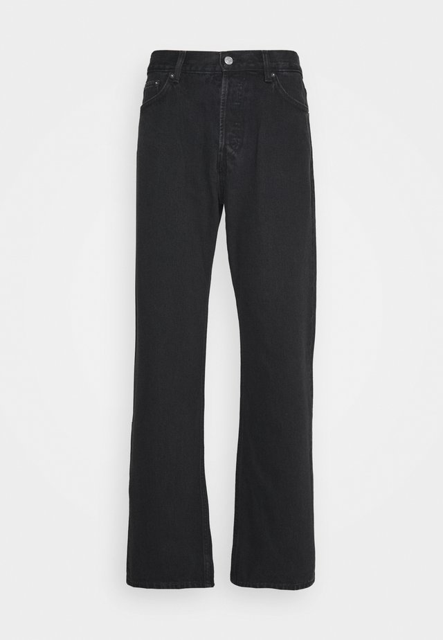 SPACE - Relaxed fit jeans - tuned black