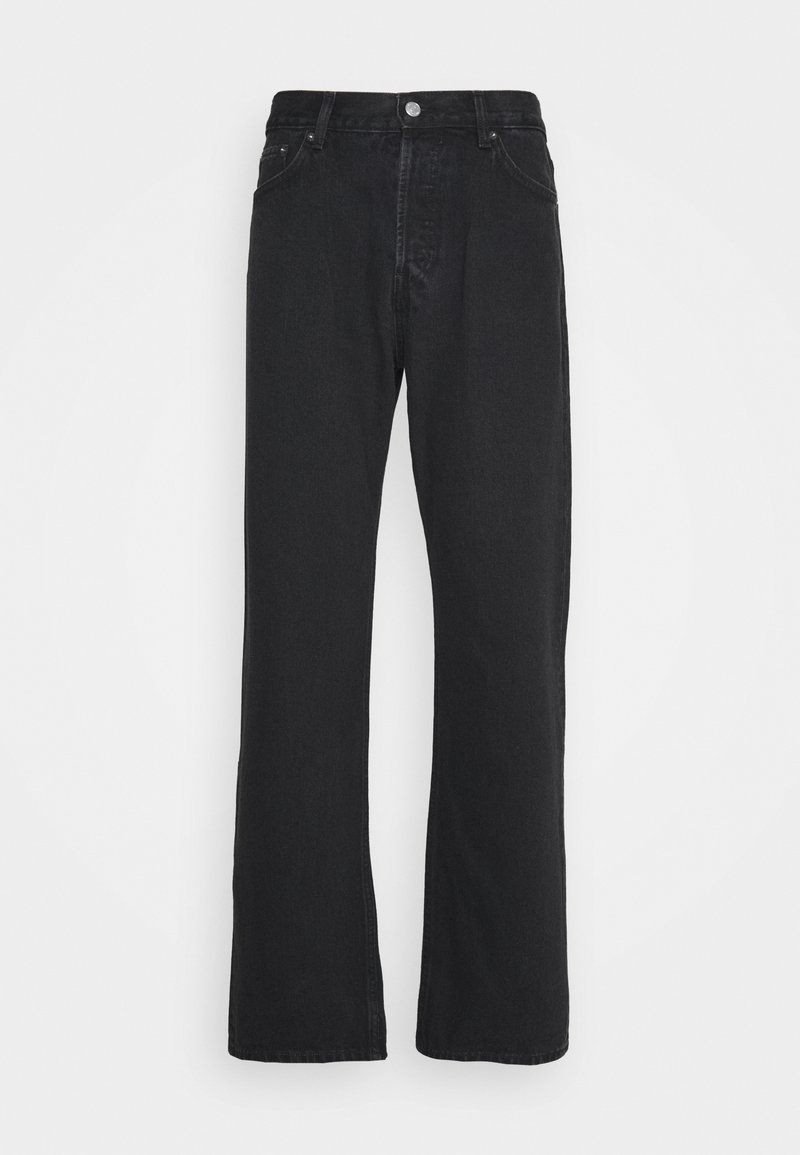 Weekday - SPACE - Jeans baggy - tuned black