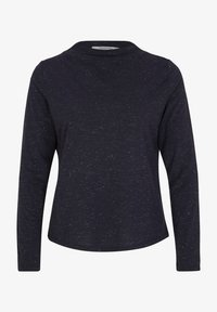 comma casual identity - Long sleeved top - dark blue - 4