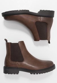 Pier One - UNISEX - Classic ankle boots - brown - 1