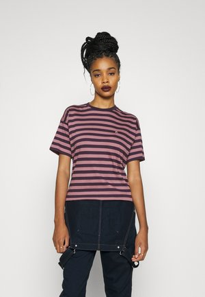 SCOTTY - Print T-shirt - malaga/dark iris