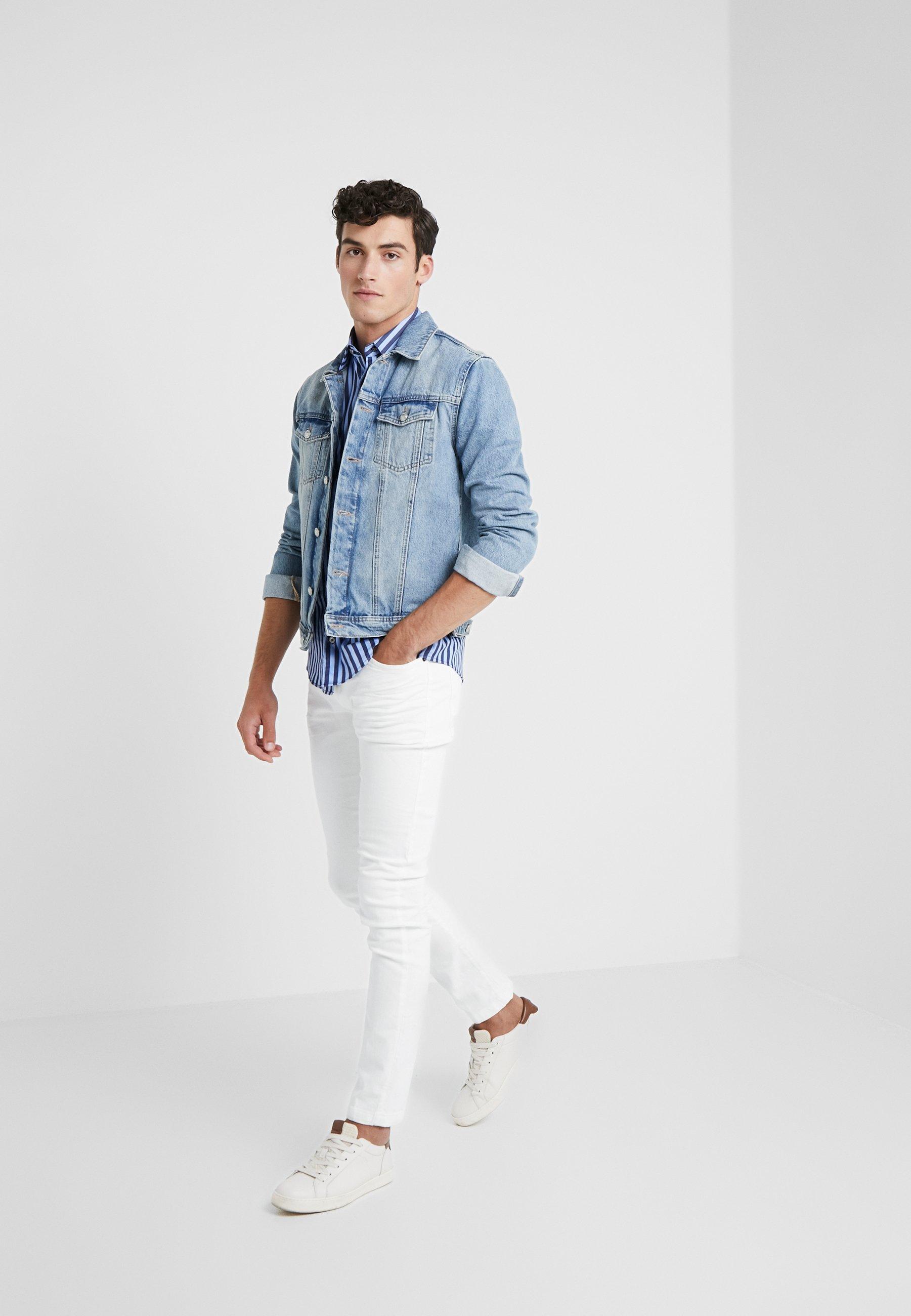 DRYKORN JAZ - Jean slim - white