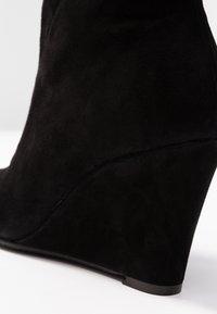 Carvela Comfort - RALLY - Korte laarzen - black - 2