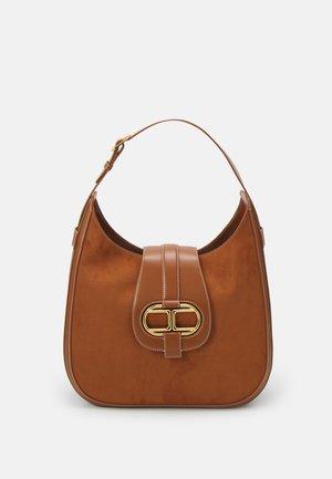 WOMENS BAG - Shopping Bag - cuoio