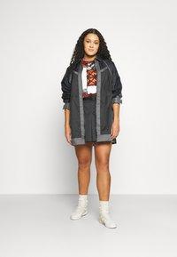Jordan - NEXT UTILITY JACKET - Short coat - black/iron grey/black - 4