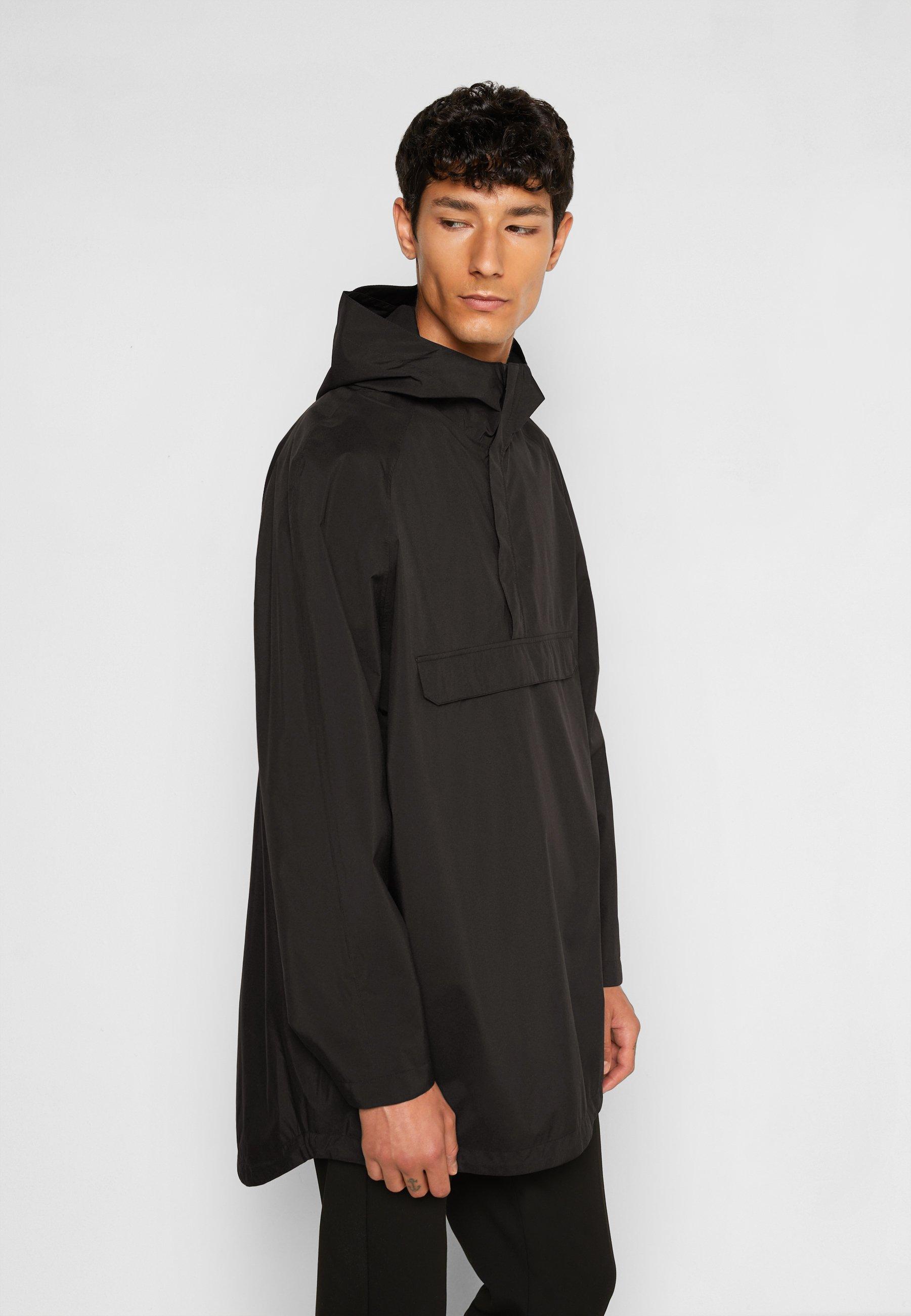 Men MORAINE PONCHO - Waterproof jacket