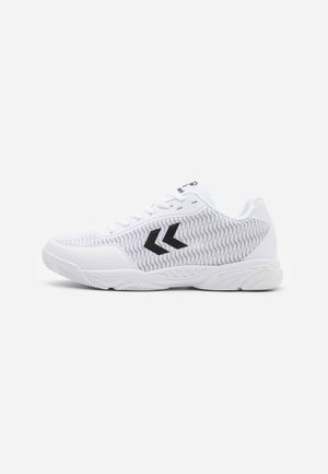 AERO TEAM - Handball shoes - white