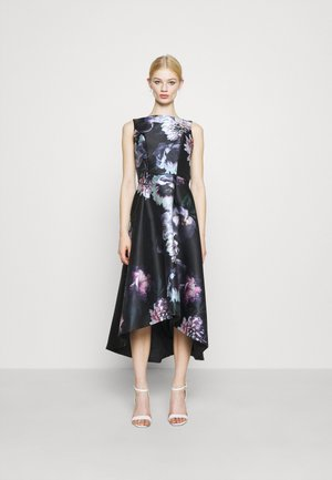 JAYA DRESS - Cocktailjurk - black