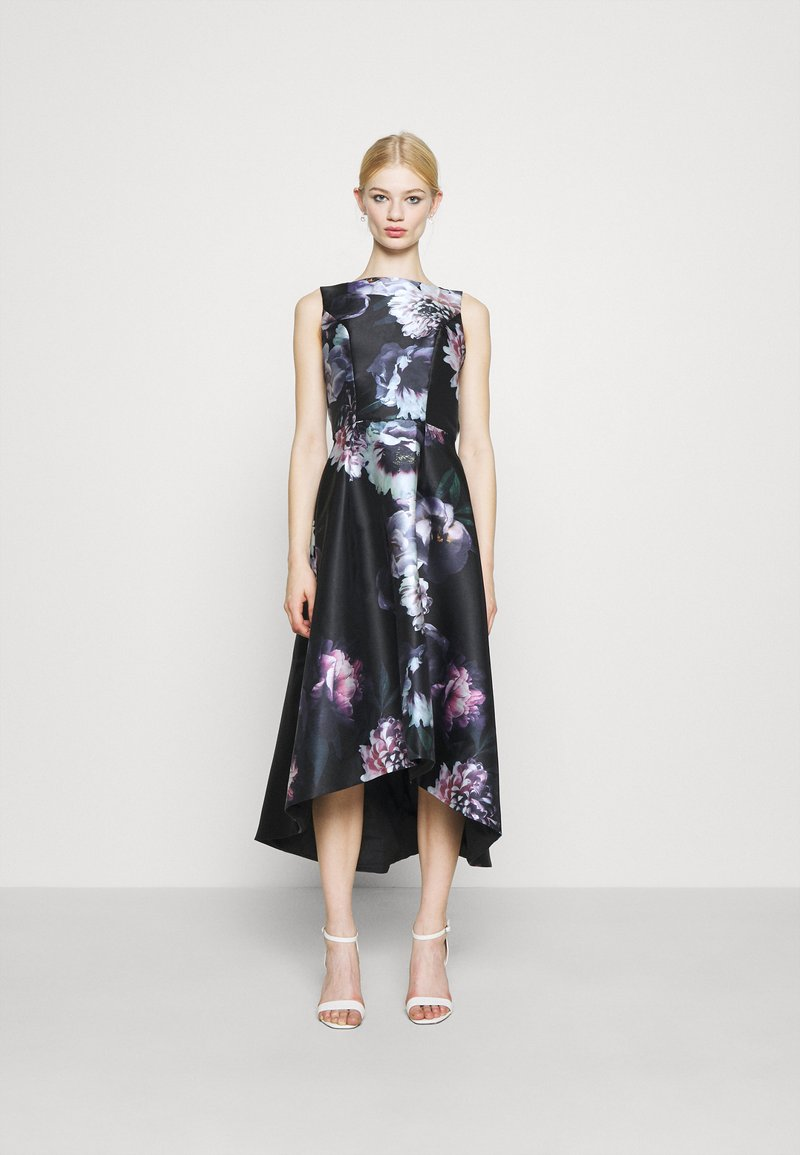 Chi Chi London - JAYA DRESS - Cocktail dress / Party dress - black
