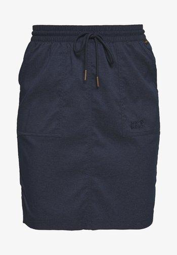SENEGAL SKIRT - Sports skirt - midnight blue