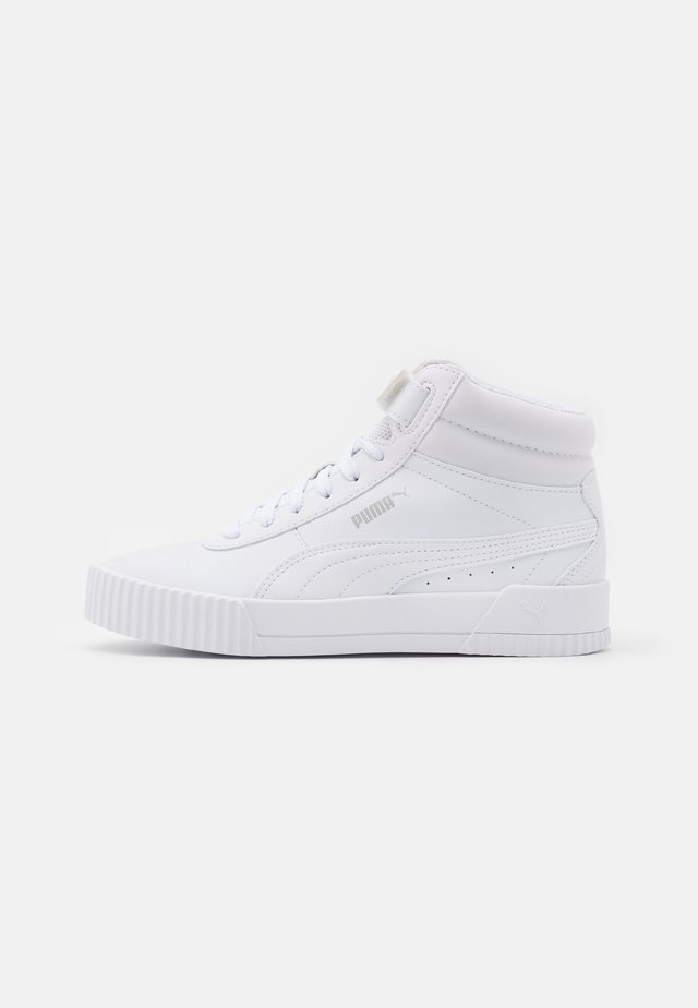 CARINA MID - High-top trainers - white