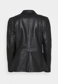 2nd Day - MILLER - Leather jacket - black - 6