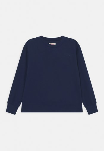 GRAPHIC CREW NECK  - Sweatshirt - peacoat