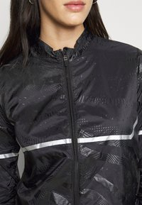 ONLY PLAY Tall - ONPONAY TRAINING JACKET  - Summer jacket - black - 5