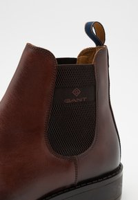 GANT - BROOKLY - Classic ankle boots - cognac - 5