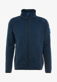 CMP - MAN JACKET - Fleece jacket - inchiostro - 5