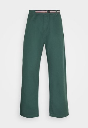 TRANSIT TEAM - Trousers - north atlantic