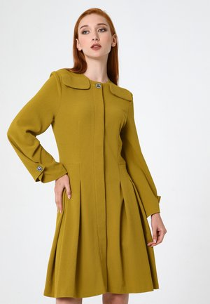 MARCELINA - Day dress - senf