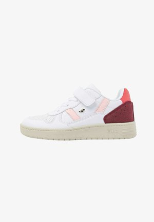 RAWW - Sneakers laag - white marsala soft pink coral