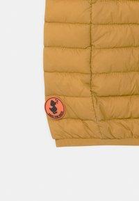 Save the duck - ANDY UNISEX - Waistcoat - ochre yellow - 2